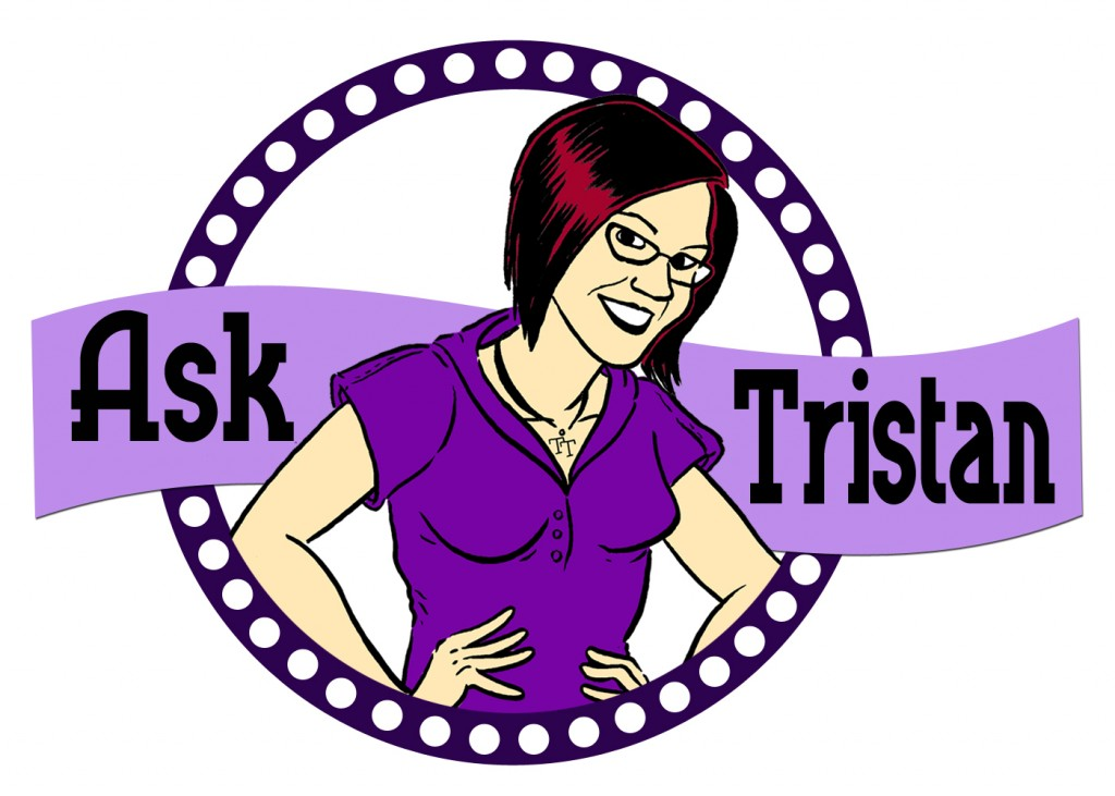 Ask Tristan logo