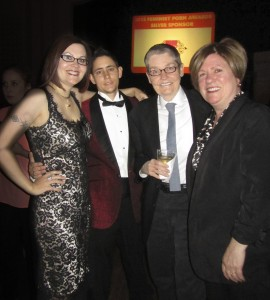 Me, Colten, Nan Kinney, Christi Cassidy