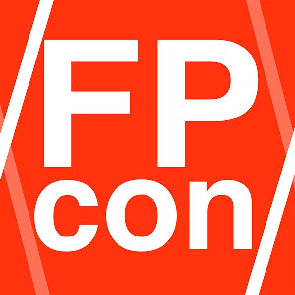 FPcon twitter logo