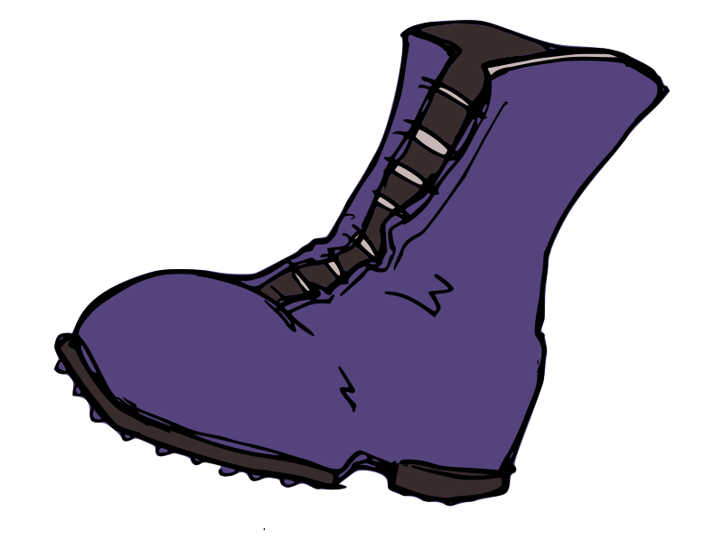 boot-clipart-boot